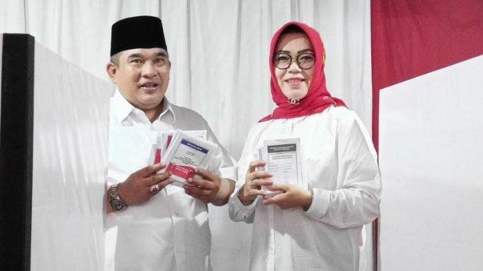 Biodata Etik Suryani, Calon Bupati Sukoharjo : Istri Pak Bupati yang Pernah Jadi Karyawati Bank