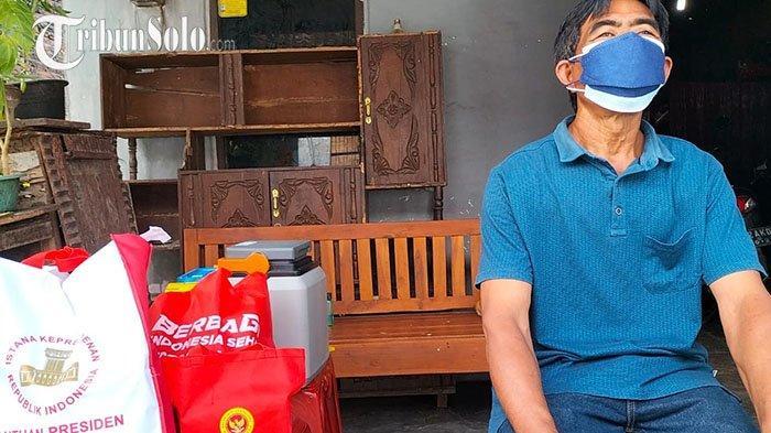 Suroto Tak Sabar Tunggu Presiden Datang ke Kartasura: Sudah Dikabari Sejak Jumat Kemarin