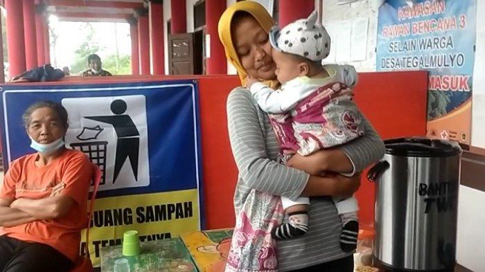 'Keluar Gunung Merapi Erupsi', Teriakan Warga Balerante Klaten Meminta Tetangganya Amankan Diri