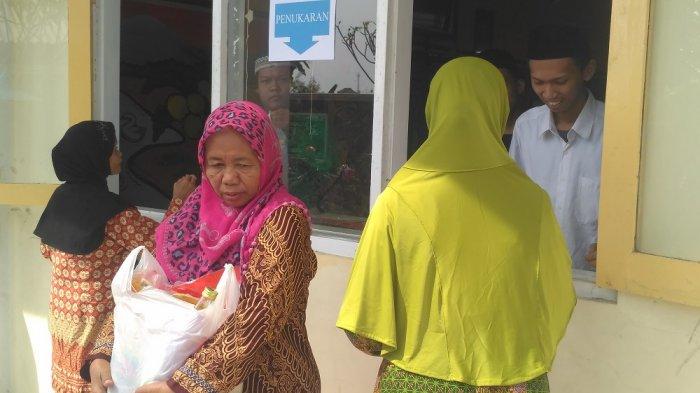 Warga Windan Sukoharjo Mengaku Terbantu dengan Pasar Murah Kemendag