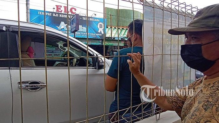 Kesaksian Pedagang di Gatak: Dengar Suara Kaca Mobil Pecah, Ternyata Maling Ambil Uang Rp 80 Juta