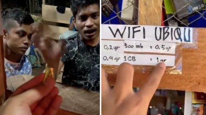 Viral Warga di Papua Beli Gula Pakai Emas Murni & Paket 1 GB Ditukar 1 Gram Emas, Terungkap Faktanya