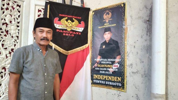 KPU Solo Pastikan Bagyo Penantang Gibran Anak Jokowi Negatif Corona Sesuai Hasil Swab Test