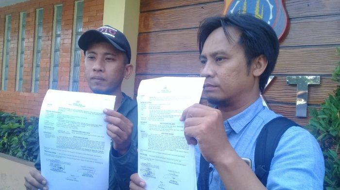 Diduga Intimidasi Wartawan, Pemain PSIM Achmad Hisyam Tolle Dilaporkan ke Polda DIY