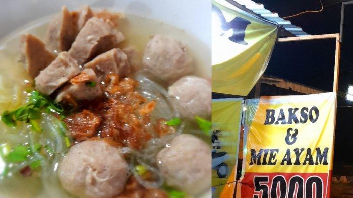 Bakso Murah Semangkuk Penuh Cuma Rp 5.000 di Mojosongo Solo, Isinya Daging Sapi, Tak Takut Rugi?