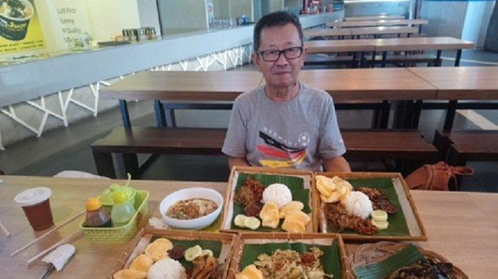 Merasakan Gurihnya Mi Kocok Sunda di Warung Makan Sunda Bu Momoh di The Park Mall Solo Baru