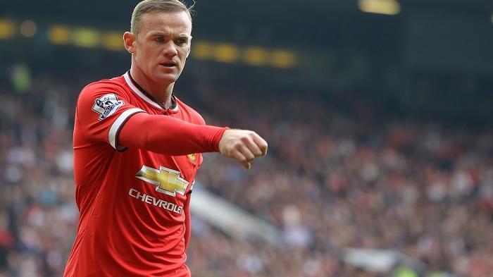 Van Gaal Kena Marah Wayne Rooney