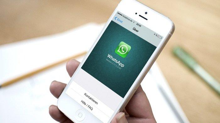 Pemerintah Cina Blokir WhatsApp
