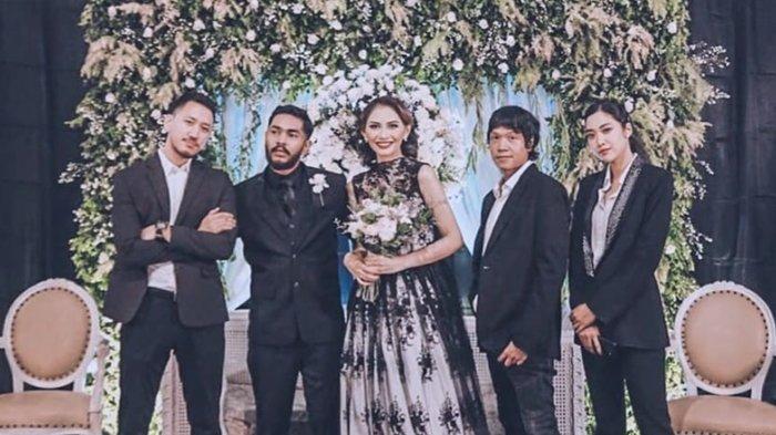 Cerita Widi Vierratale jadi 'Pagar Bagus' di Pernikahan Mantan Pacar, Onad eks Killing Me Inside