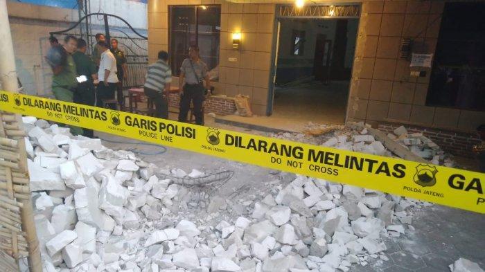 Ramai Sengketa Tanah di Cinderejo Kidul Solo Gegerkan Warga, Tembok Batas Roboh
