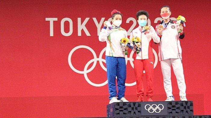 Lifter Asal China Diminta Tes Doping, Windy Cantika Aisah Bisa Pulang Bawa Medali Perak Angkat Besi