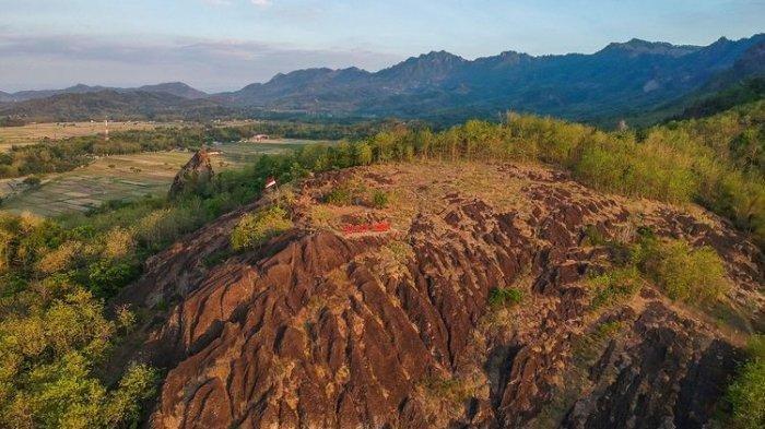 Wisata Platar Ombo yang ada di Kabupaten Sukoharjo
