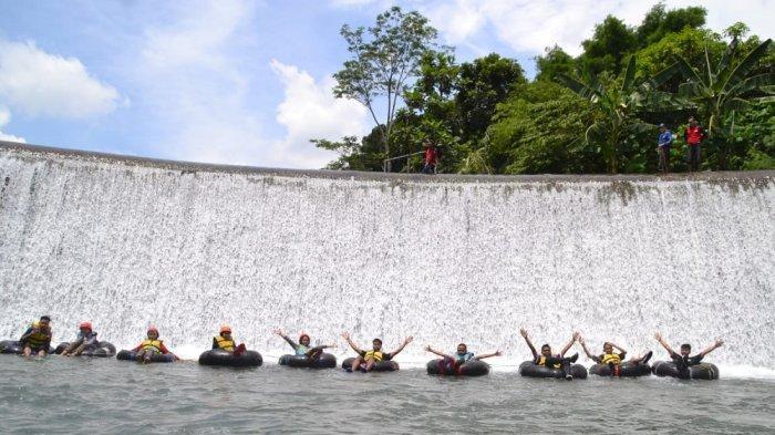 Komunitas Watu Kapu di Klaten Kembangkan Sungai Jadi Tempat Wisata Bernilai Tinggi