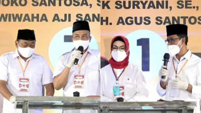 Pilkada Sukoharjo 2020, Tim Joswi Bentuk Satgas Anti Money Politik, Tim EA Bentuk Tim Hitung Cepat