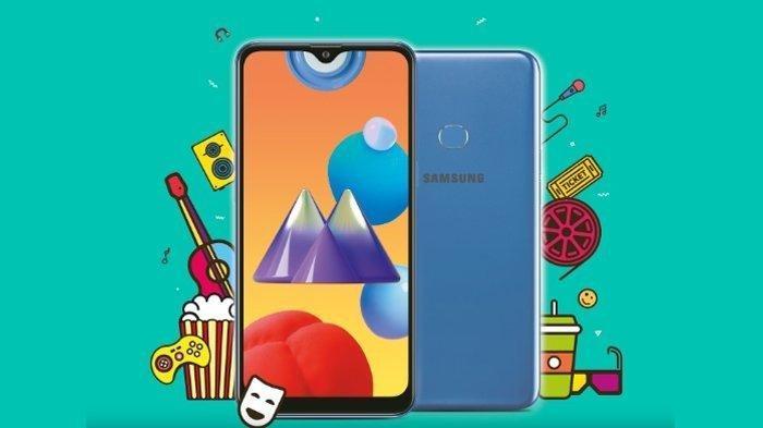 Harga HP Samsung Galaxy M01s Terbaru Juli 2020, Dijual Mulai Rp 1,9 Jutaan dan Ini Spesifikasinya