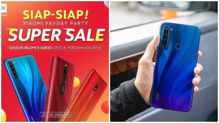 Harga HP Xiaomi Akhir Januari 2020, Redmi Note 7 dan 8 Ada Diskon hingga Rp 500 Ribu