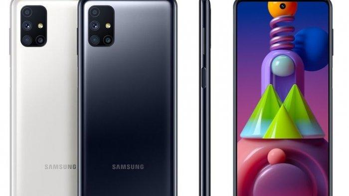 Harga HP Samsung Galaxy M51 Terbaru Oktober 2020, Dijual Mulai Rp 5,5 Jutaan dan Ini Spesifikasinya
