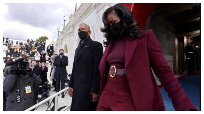 Evita Chu, Wanita Asal Bandung yang Rajut Sweater Michelle Obama, Terima Pujian dari Sosok Ini