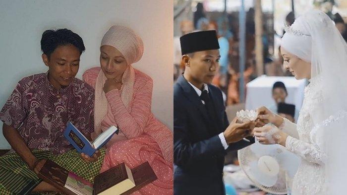 Diberi Mas Kawin Cobek Batu, Bule Prancis Ini Ungkap Alasannya Jatuh Cinta pada Pria Asal Lombok