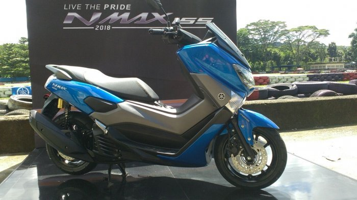 Jajal Yamaha NMAX 155 Model 2018, Apa Kata Blogger dan Jurnalis Otomotif?
