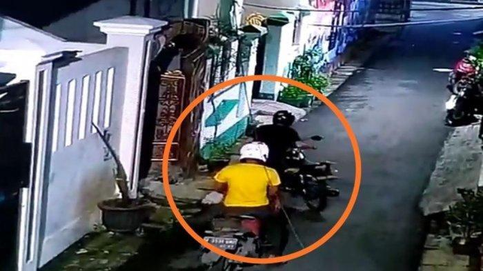 Viral Aksi Pencurian RX King Terekam CCTV di Koja, Sebelum Kejadian Sempat Ditawar Rp 40 Juta