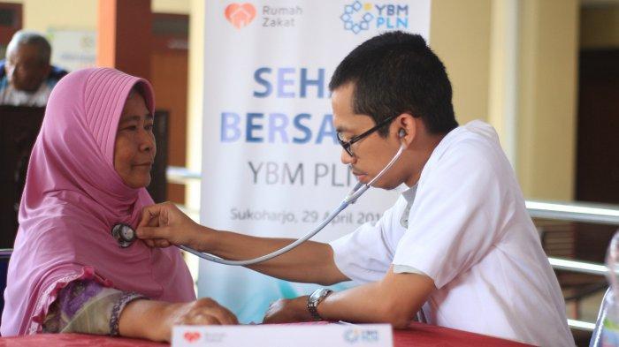 Jelang Ramadan 2019, PLN Sukoharjo Beri Layanan Cek Kesehatan Gratis