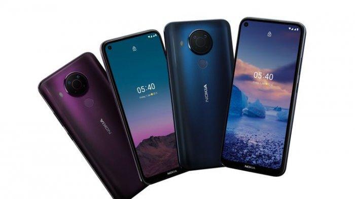 Harga HP Nokia 5.4 Terbaru Desember 2020: Dijual Rp 3,2 Juta dan Ini Spesifikasinya