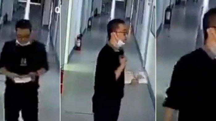 Viral Seorang Guru di China Paksa Dirinya Tersenyum Sebelum Masuk Kelas, Lihat Videonya