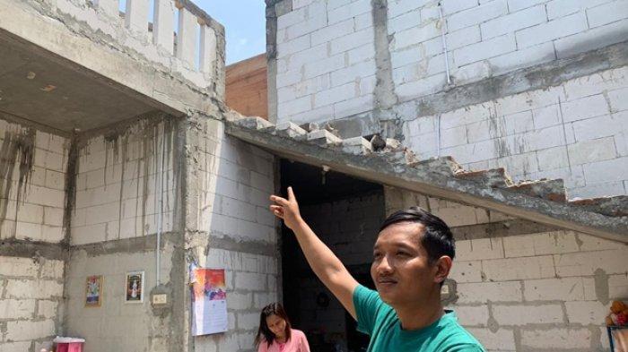 Penampakan Rumah Warga Tuban Karanganyar, Atap Rumah Terbang di Sapu Angin Puting Beliung