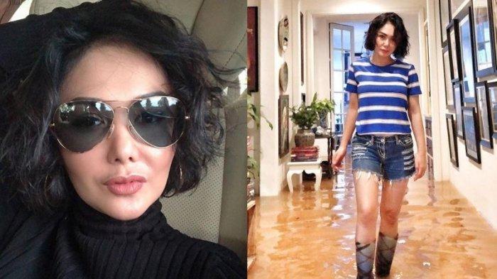 Yuni Shara Ungkap Firasat Sebelum Rumah Kebanjiran, Sujud Syukur di Malam Akhir Tahun Beri Jawaban