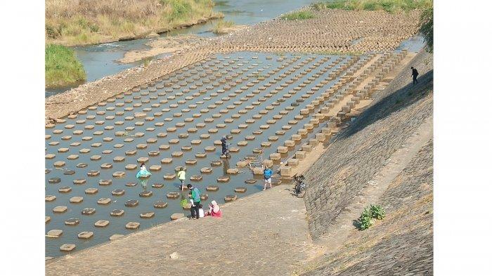 Petani Protes Dam Colo Ditutup Bulan Depan, Dinas Pertanian Sukoharjo: Cari Potensi Sumber Air Lain