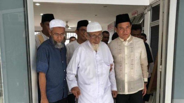Yusril Ihza Mahendra Sebut Pembebasan Abu Bakar Ba'asyir Tinggal Tunggu Momentum