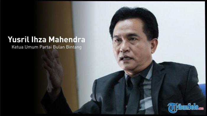 Susunan Anggota Tim Hukum Sengketa Pilpres di MK Bentukan TKN Jokowi-Maruf, Yusril Jadi Ketua