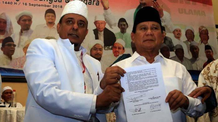 Ijtima Ulama 3 Tuntut Jokowi-Ma'ruf Didiskualifikasi, GNPF Berikan Alasannya di Hadapan TKN 01