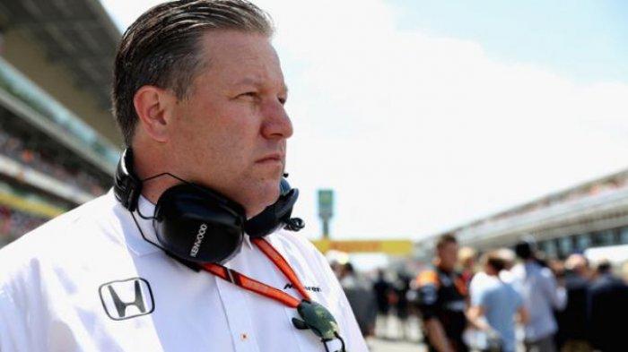 McLaren dan Honda Sepakat Berpisah di Akhir Musim Formula 1