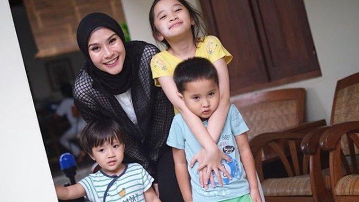 Zaskia Mecca Boyong Anak-anak ke Jogja: Bismillah, Perpindahan ini Tak Bawa Mudharat Bagi Siapapun