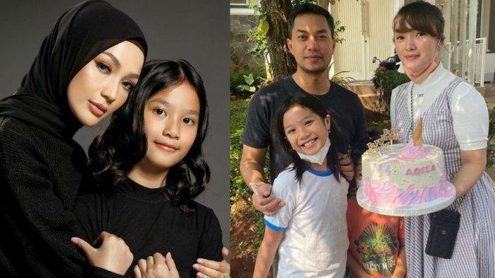 Putri Imel Cahyati Ulang Tahun, Zaskia Gotik Ungkap Kasih Sayangnya, Tegaskan Aqila Anaknya Juga