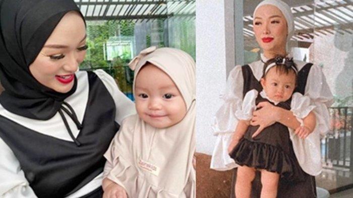 Zaskia Gotik Unggah Foto Kebersamaan dengan Arsila, Pakai Hijab Disebut Mirip Imel Mantan Sirajuddin