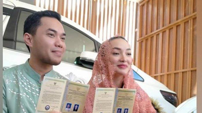 Sah! Zaskia Gotik dan Sirajuddin Mahmud Resmikan Pernikahan Secara Agama dan Negara, Intip Potretnya