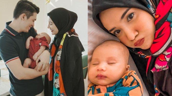 Irwansyah Mendadak Lupa Nama Sang Anak, Zaskia Sungkar Kesal hingga Pukul Suami: Gimana Sih