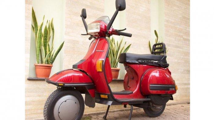 Makin Digemari, Motor Jadul Vespa Excel 150 Dijual Mulai Rp 18 Jutaan