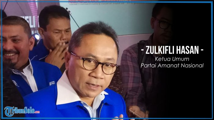 Berharap Ada Rekonsiliasi, Zulkifli Hasan Doakan Jokowi dan Prabowo Segera Bertemu