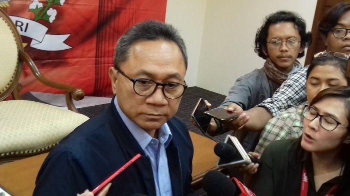 Keluarga Gus Dur Berikan Dukungan ke Jokowi-Ma'ruf Amin, Zulkifli Hasan: Itu Hak Masing-masing