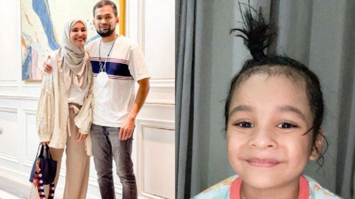 Shireen Sungkar Syok Lihat Gaya Rambut Baru Sang Anak Hawwa, Beberkan Cerita Lucu di Baliknya