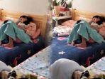 pulang-kerja-suami-menangis-lihat-istri-tidur-sambil-gendong-anaknya.jpg