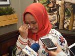 Kader Partai Gerindra Ini Menangis, Terpilih tapi Dipecat H-1 Jelang Pelantikan DPRD Sulsel