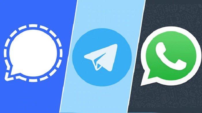 2 Aplikasi Kirim Pesan Bisa Dipakai Selain WhatsApp, Signal Fokus Privasi, Telegram Banyak Fungsi