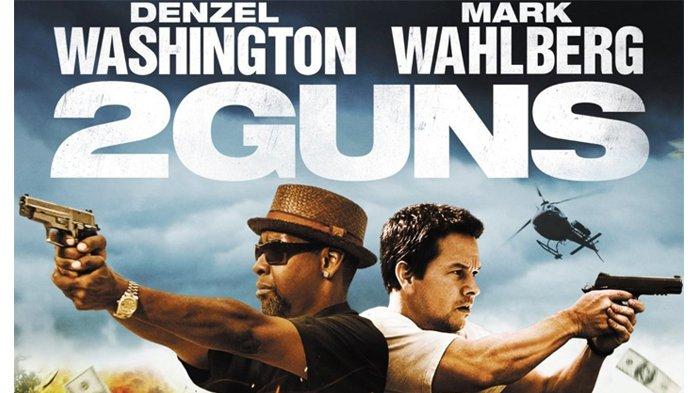 Poster film 2 Guns.