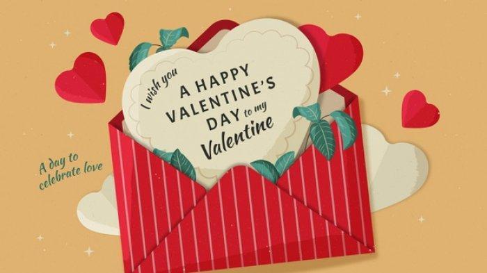 20 Ucapan Hari Valentine 14 Februari Dalam Bahasa Inggris Beserta Terjemahan, Siap Update di Medsos