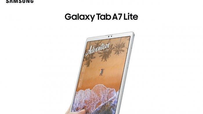 3 Cara Mudah Screenshot di Samsung Galaxy Tab A7 Lite, Pakai Menu Pintasan hingga Usapan Tangan